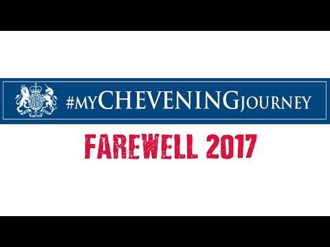 CHEVENING FAREWELL 2017