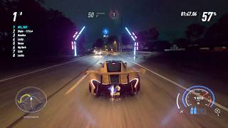 Need For Speed Heat - Mclaren P1 GTR Has A Strange Grip Physics | Fully Upgraded Gameplay