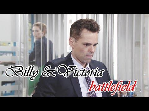 Billy & Victoria || Battlefield