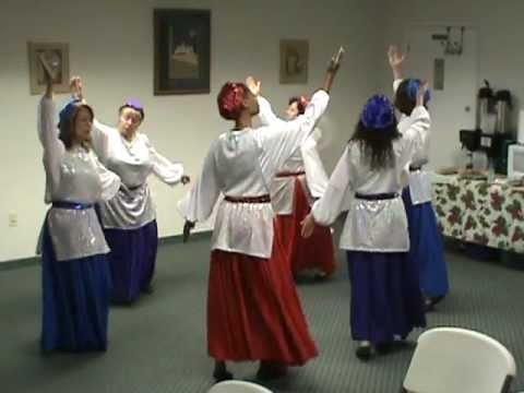 MESSIANIC DANCE:  MASTER OF LIFE by Zemer Levav