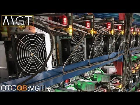 Inside MGTCI's New Bitcoin Mining Pod