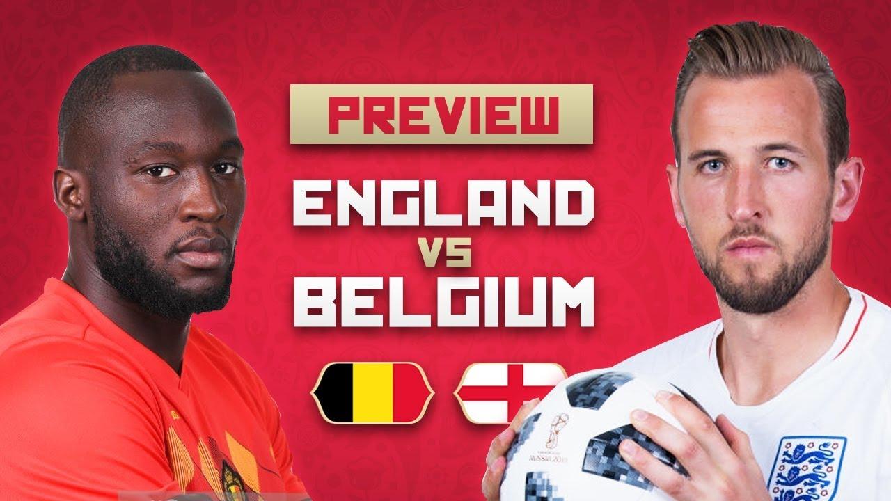 Nhận định World Cup Bỉ vs Anh, 21h00 ngày 14/7 (tranh hạng 3 World Cup 2018)