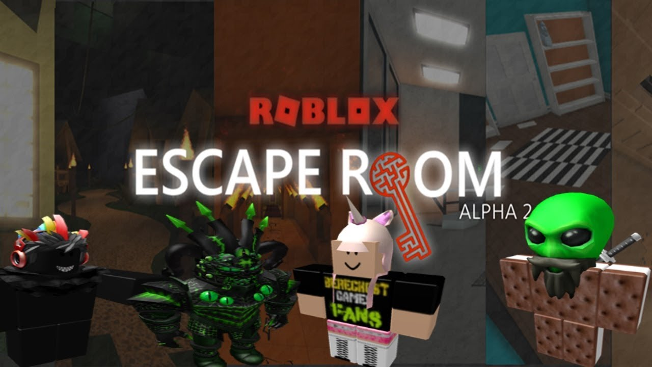 Lava Escape Room Roblox