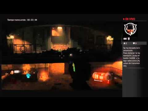 Truco zombis call of duty black ops 3 PS4
