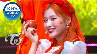 Gambar cover TWICE (트와이스) - MORE & MORE [Music Bank / 2020.06.26]