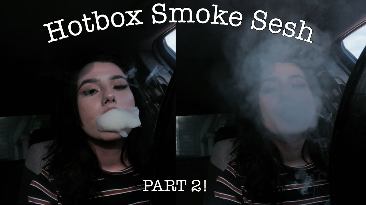Hotboxing Smoke Sesh!! (PART 2!)