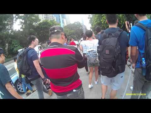 20150913 Walking in Sheung Shui #1