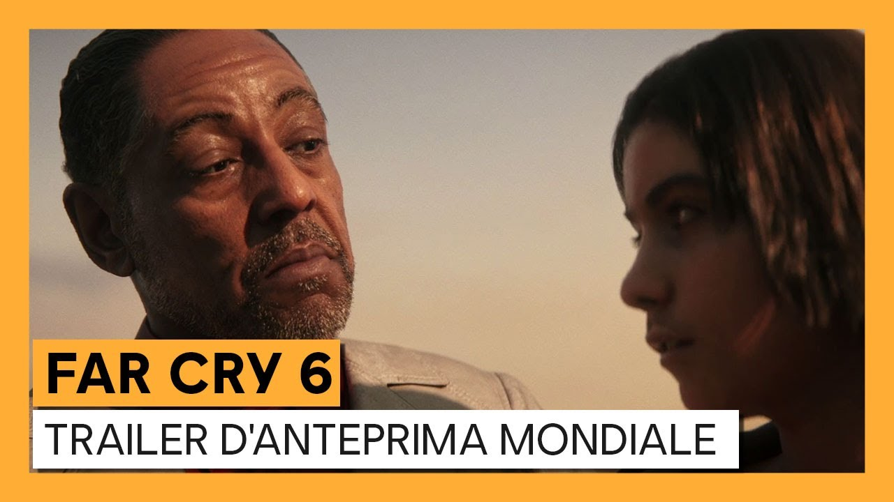 Far Cry 6: Trailer d'Anteprima Mondiale | Ubisoft Forward