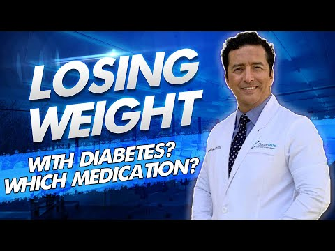 Best diabetic meds for weight loss! How To Lose Weight With Diabetes.Dr. Explains.