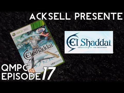 [QMPC #017] El Shaddai (Xbox 360 - 2011)