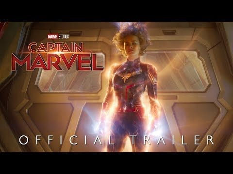 Ryan - Captain Marvel Trailer!