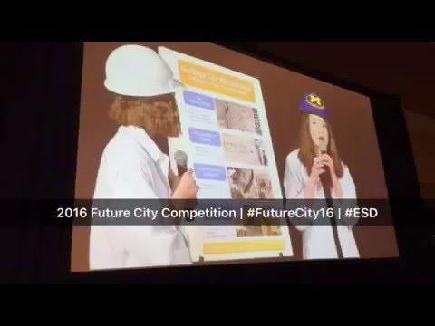 2016 Future City Competition | #FutureCity16 | #ESD