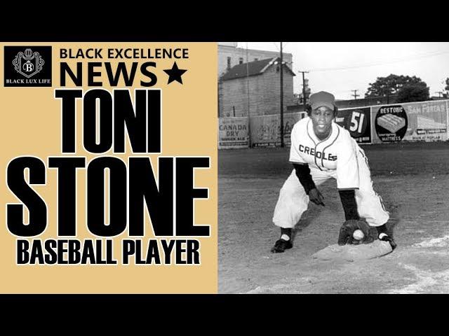 Black Excellist:  Toni Stone - Negro League Female Baseball Player