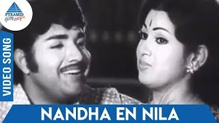 Nandha En Nila Tamil Video Song | Aasai 60 Naal Tamil Movie | Vijayakumar | Sumitra