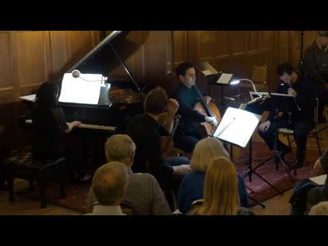 Project Orfeo: excerpt from Messiaen