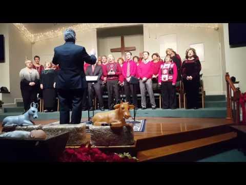 Trinity Baptist Church Christmas music  2016