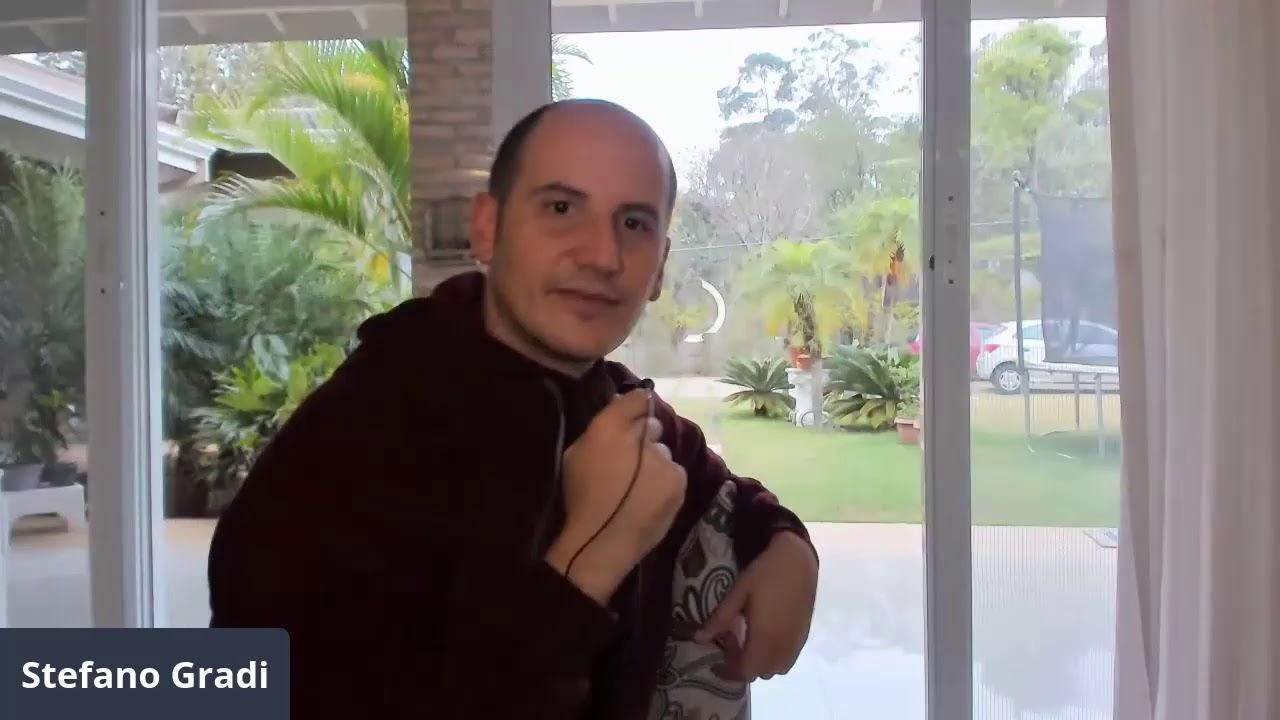 LIVE Equinócio de Primavera com Stefano Gradi