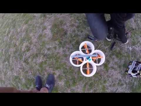 miniquad 250 Ducted X8 Beerlift 2015