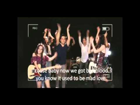 bad blood cover by cimorelli (lyrics)