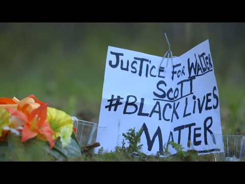 Citizens of North Charleston react to police killing of Walter L. Scott