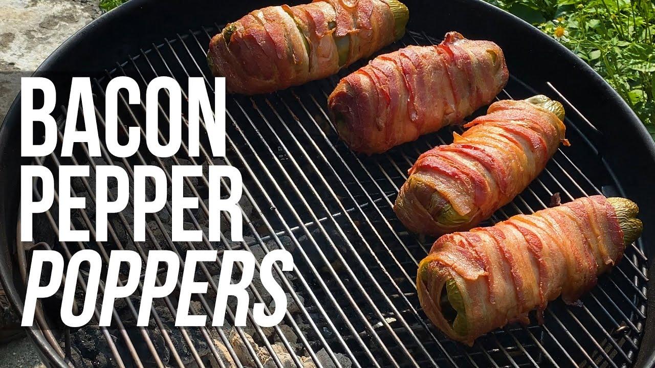 Bacon Pepper Poppers
