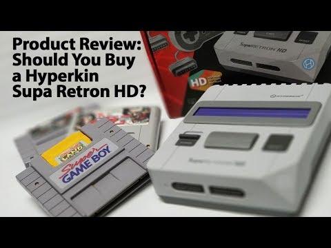 Should You Buy the Hyperkin Supa Retron HD 16-Bit Super NES & Super Famicom Clone Video Game System