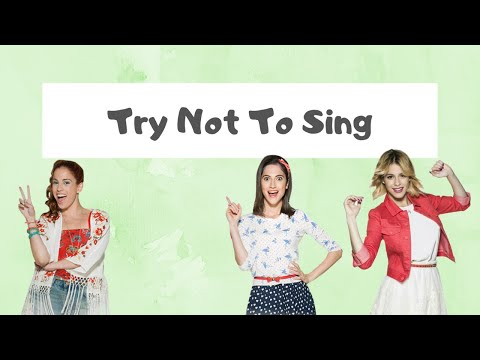 Try Not To Sing | Violetta || Abracachasyde