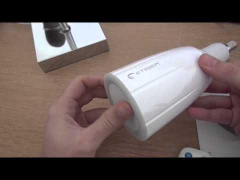 Test de l'ampoule eTiger Cosmic LED 01 : écouter de la musique avec des lampes