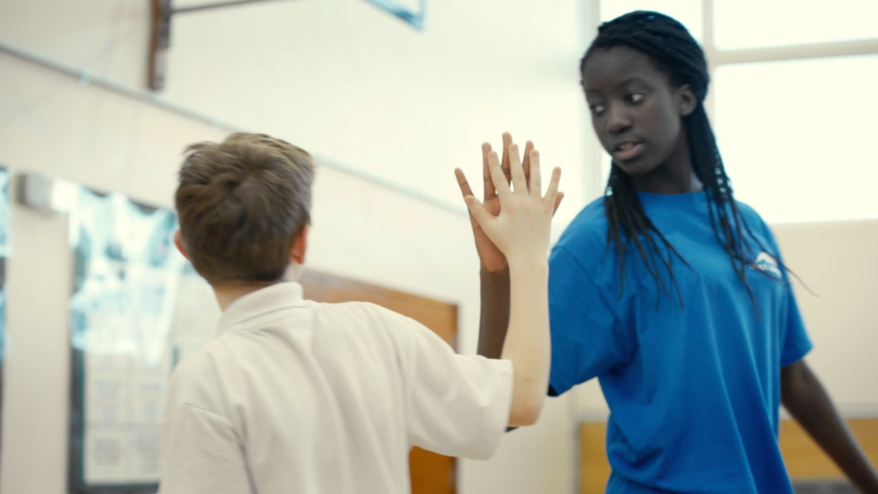 Dance Journeys 2017 – Friern Barnet School | English National Ballet