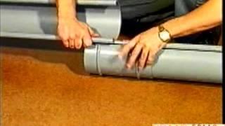 Видео 4. Монтаж водосточной системы(, 2012-04-28T08:08:14.000Z)