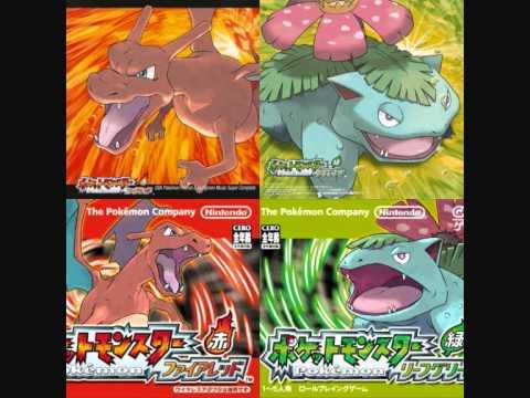 Route 3 - Pokémon FireRed/LeafGreen
