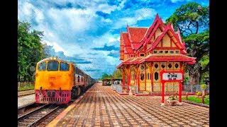 хуа Хин  самый европейский курорт в Таиланде. Пляжи, погода, море, экскурсии
