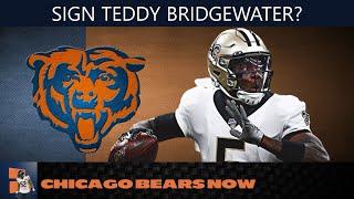 Chicago Bears Free Agency Rumors: Signing Teddy Bridgewater?