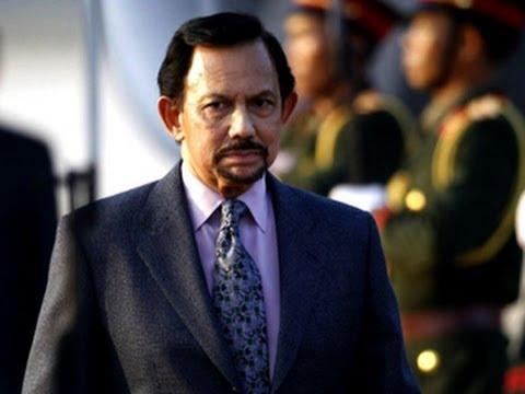 Inside the Brunei sultan