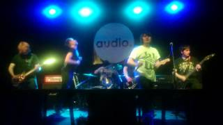 Nothing But The Night - Demons @ Audio Glasgow Scotland 16/4/2015
