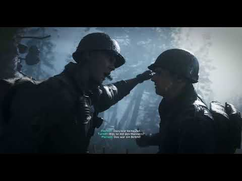 Call of Duty WWII - Mission 8 - Hügel 493 (14. November 1944)