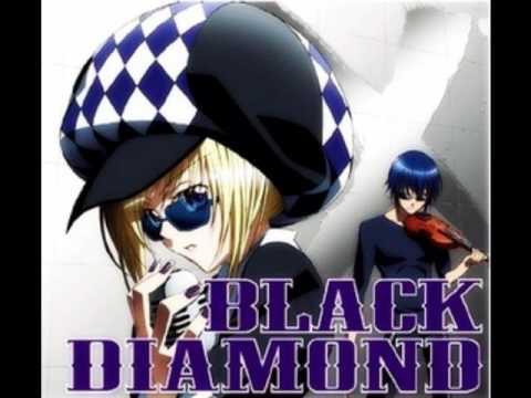 black diamond me singing