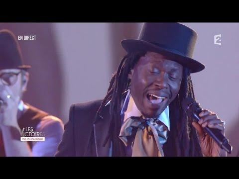 Faada Freddy - We Sing In Time - Les Victoires de la Musique 2016