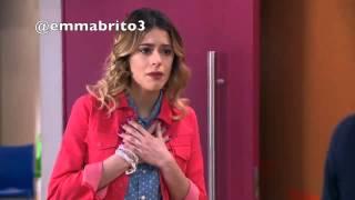 Violetta 3 - violetta descubre que Fran y diego son novios (03x45-46)