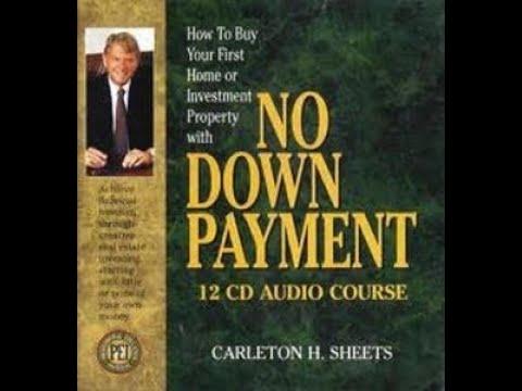 Carlton Sheets 19 No Down Payment Techniques