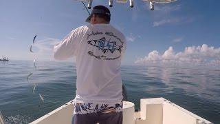 How to use a Sabiki rig to catch bait