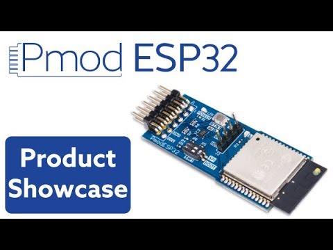 PmodESP32 introduction