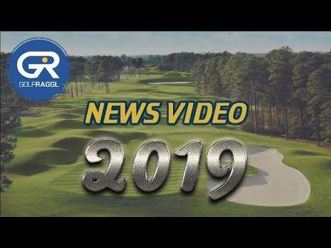 FLORIAN RAGGL GOLF NEWS VIDEO 2019