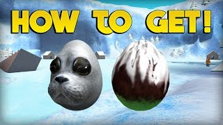 HOW TO GET THE EGGVALANCHE + SEAL EGG! - ROBLOX Egg Hunt 2017