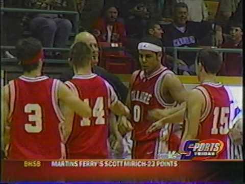 pretty nice 2ccc2 8e5eb Bellaire Big Reds basketball- Nate Davis breaks Lee Patrone's record v.  Indian Creek