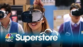 Superstore - Training Video Garrett Uses VR Digital Exclusive