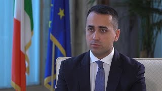 Italy is at war with a virus the country s health minister tells euronews