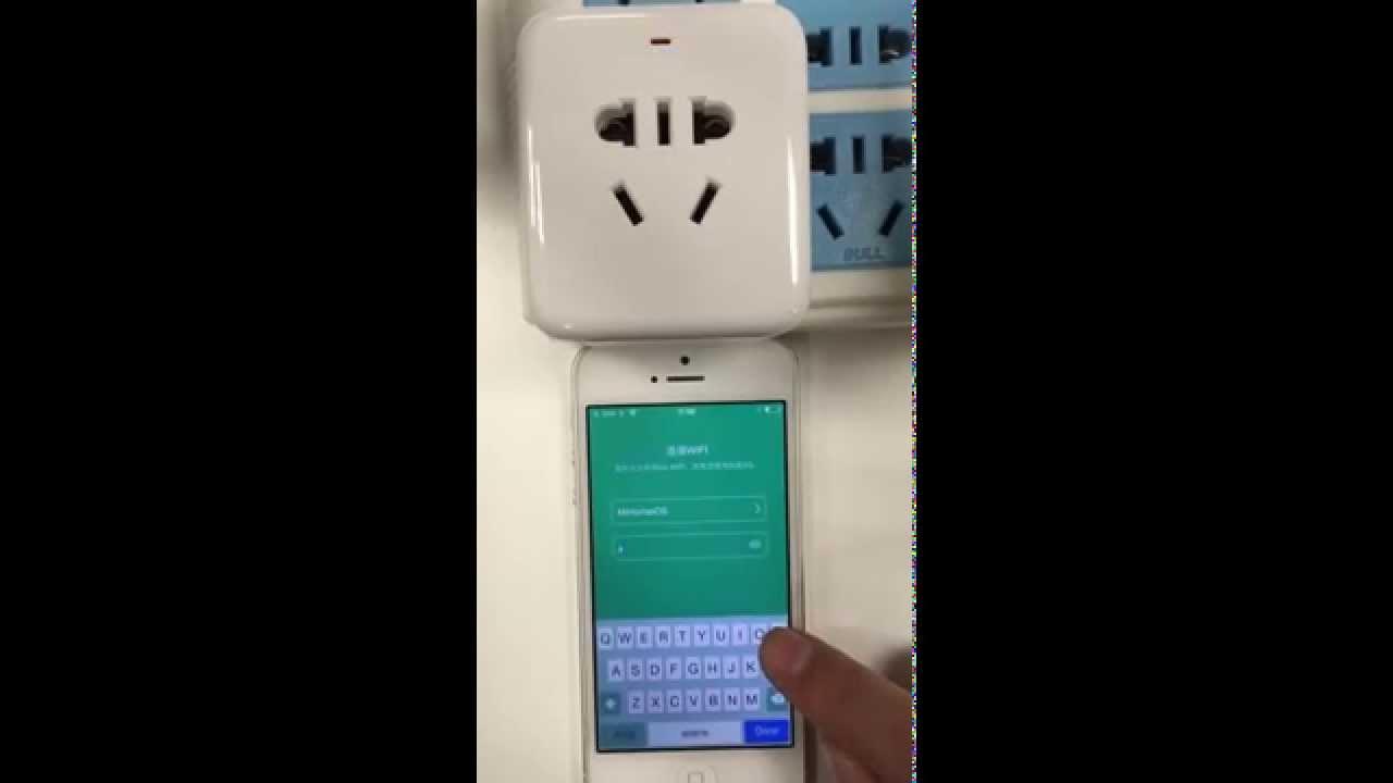 小米智能家居iOS App - YouTube