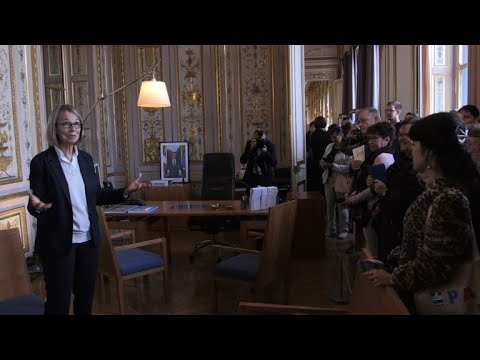 French Culture Ministry opens its door to the public