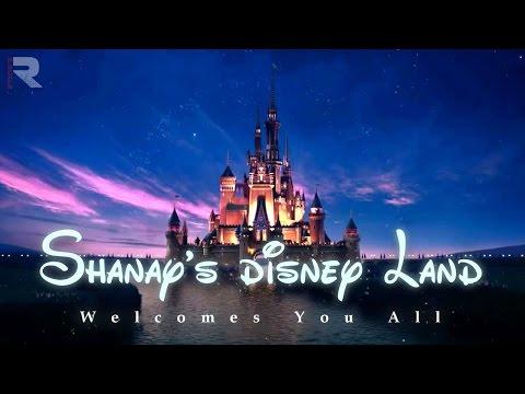 Birthday Invitation video (Theme : Disney Land)